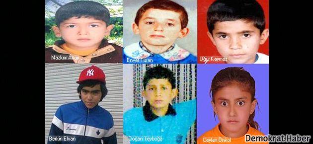 Devletin öldürdüğü çocuklar