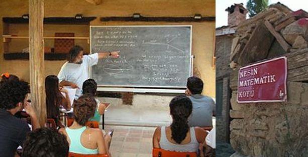 Devletin yıkım kararı çıkardığı matematik köyüne matematikçilerden destek
