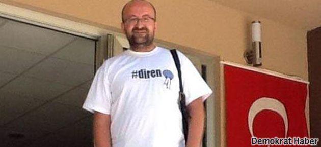 #diren tişörtüne ceza yok!