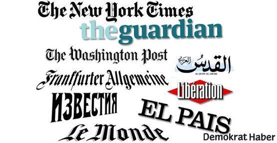 Dış basında Öcalan'ın çağrısı: Ateşkes ilan edildi