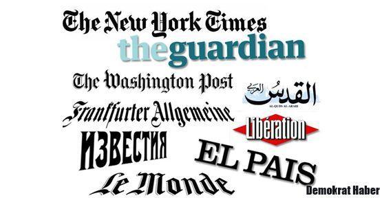 Dış basında Paris suikastı: Barış sürecini etkiler