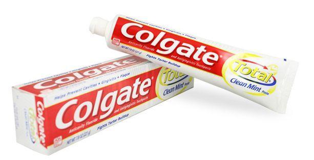 Diş macunu Colgate Total'de kanser iddiası