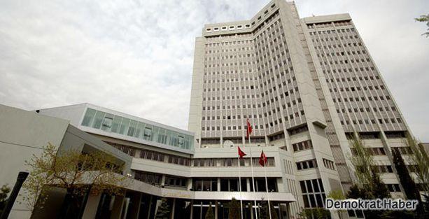 Dışişleri Bakanlığı'ndan AİHM kararına tepki