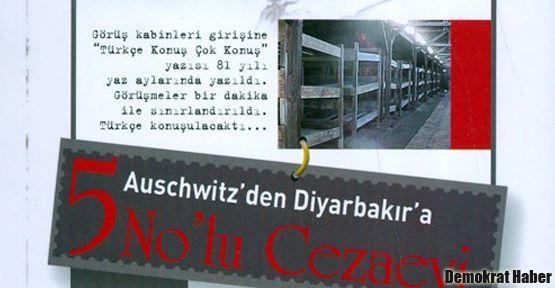 Diyarbakır Cezaevi'ni anlatan yazar ve yayınevine ceza