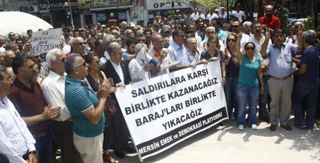 'Diyarbakır'da, 1 Mayıs 1977 katliamındaki gibi insanların birbirini ezmesi hedeflendi'