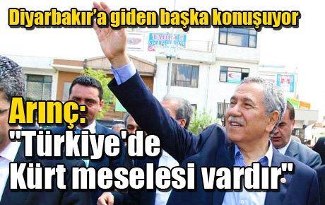 Diyarbakır'a giden başka konuşuyor