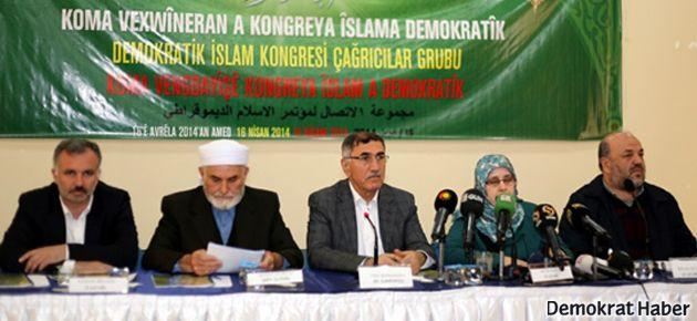 Diyarbakır'da Demokratik İslam Kongresi toplanacak