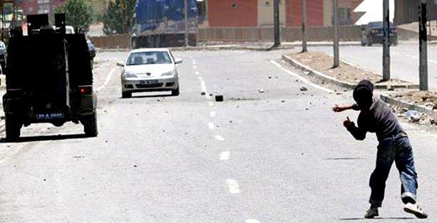 Diyarbakır'da 'makul şüpheli' 500 çocuğun ailesine para cezası