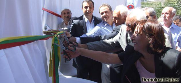 Diyarbakır'da 'Ortak Vicdan Anıtı' açıldı