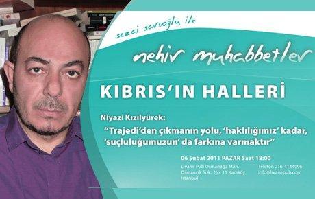 Doç. Dr. Niyazi Kızılyürek ile Kıbrıs'ın halleri