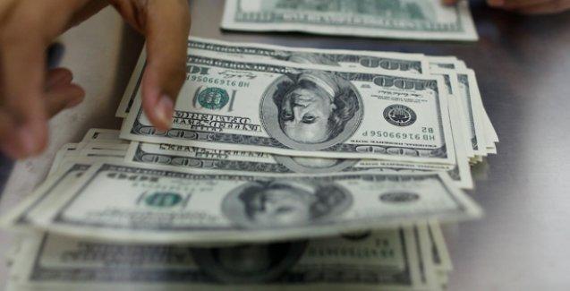 Dolar'ın yine tarihi rekoru 2.6937