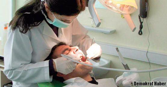 Dolgu ve diş temizliğinde özel dönemi