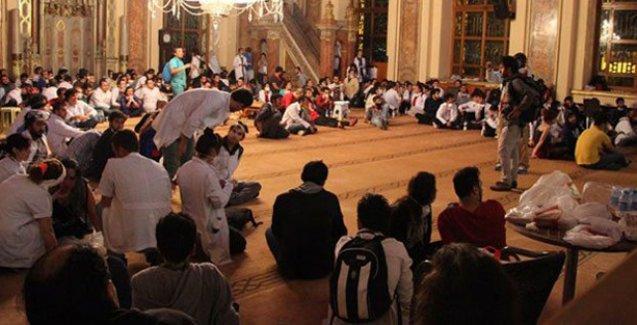 Dolmabahçe Camii imamı: Cami içerisinde alkol kullanan görmedim