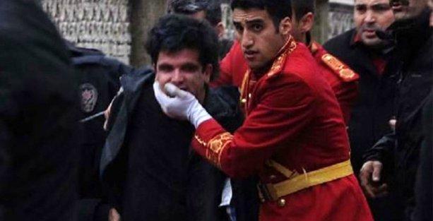 Dolmabahçe Sarayı'na saldırı düzenleyen DHKP-C'li tutuklandı
