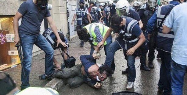 'Polise mukavemet'ten dört yılda 102 bin kişi yargılandı!