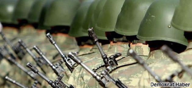 Dövizli askerlikte 6 bin euro yürürlükte