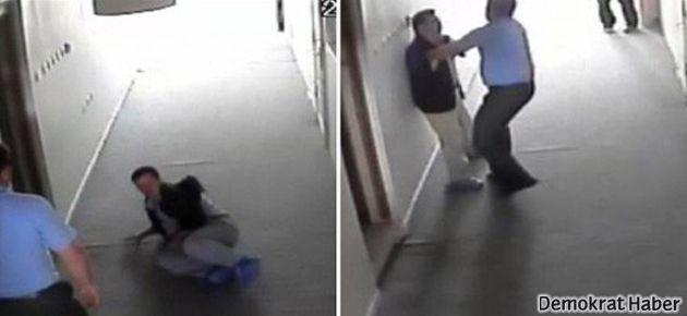Down sendromlu öğrenciyi döven öğretmen serbest bırakıldı