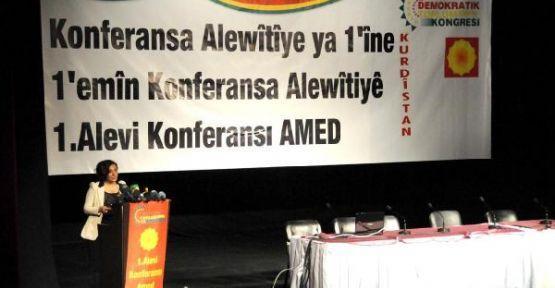 DTK: Konferansın amacı Alevi hareketini bölmek değil!