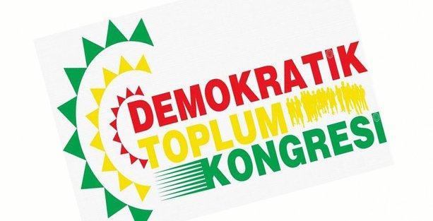 DTK 'soykırım konferansı' düzenleyecek