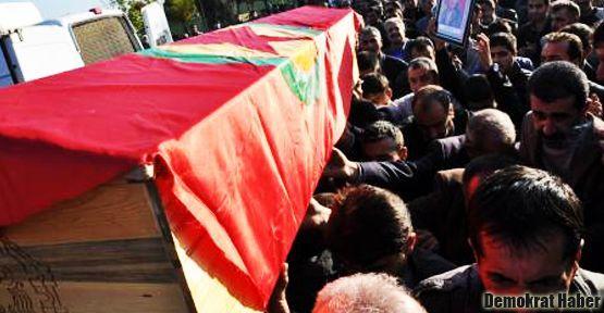 Dün PKK cenazesine müdahale yoktu, bugün var!