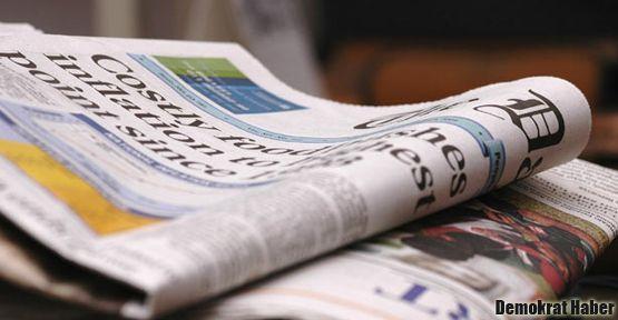 Dünya basınında 'sona eren açlık grevleri'