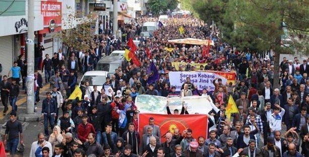 Dünya Kobani'ye ses verdi