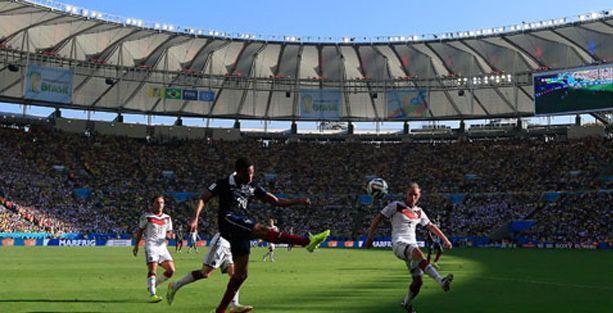 Dünya Kupası'nda yarı finalin ilk ismi Almanya