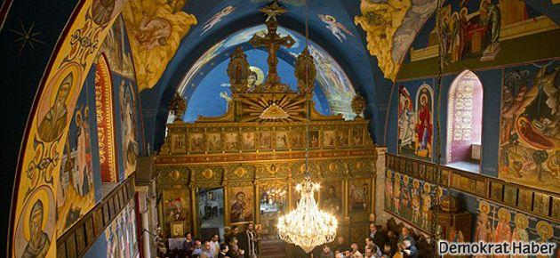 Dünya'nın en eski kiliselerinden biri Gazze'de