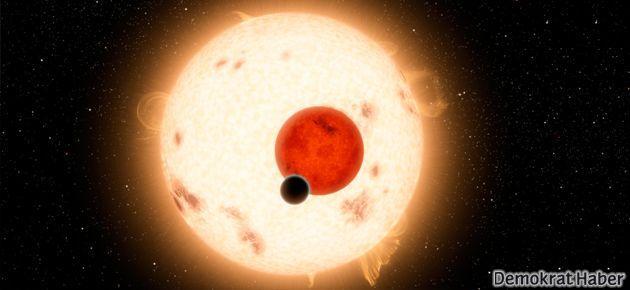 Dünya'ya benzer bir gezegen bulundu
