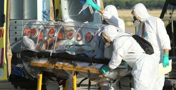Ebola'da ölüm oranı yüzde 70'e çıktı