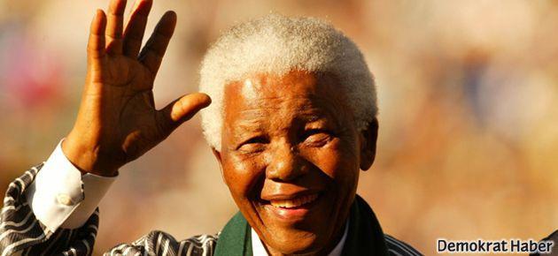 Efsanevi lider Nelson Mandela'nın yaşamı