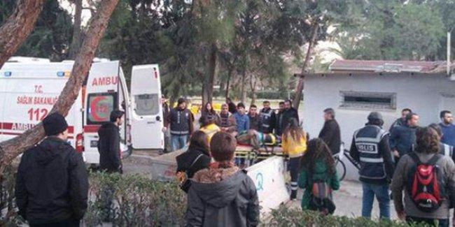Ege Üniversitesi Öğrenci Dayanışması: Daha dersler başlamadı, 'sınava girileceği' nasıl iddia edilir?