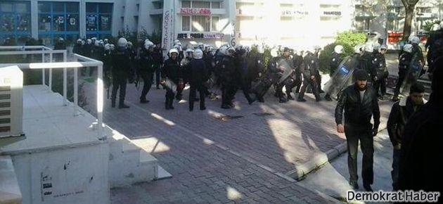 Ege Üniversitesi'nde ülkücü saldırı: 4 yaralı
