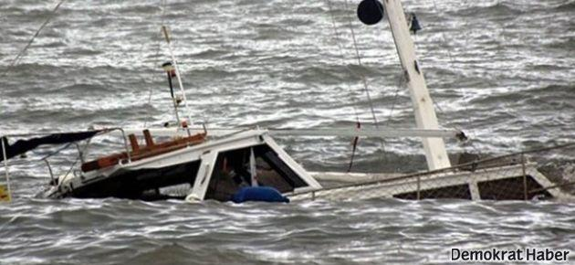 Boğaz'da tekne battı: 24 ölü