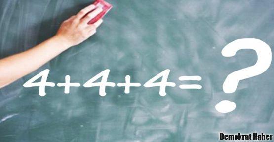 Eğitim Sen: 4+4+4 düşünülenden daha da sorunlu