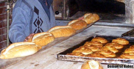 Ekmek fiyatlarına zam!