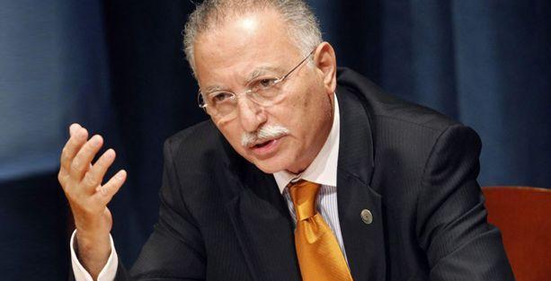 Ekmeleddin İhsanoğlu iddialı: Hedefimiz yüzde 55 almak!