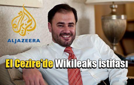 El Cezire'de Wikileaks istifası