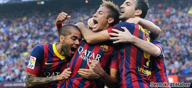 El Clasico Barça'nın!