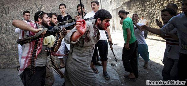 El Kaide Milliyet foto muhabirini kaçırdı