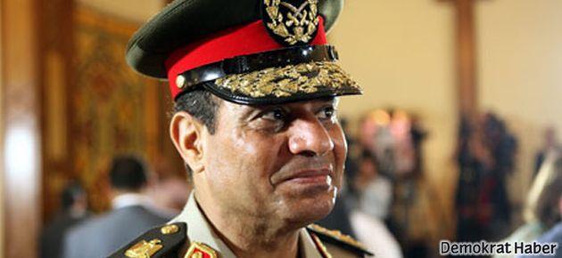 El Sisi'den Mısırlılara 'meydanlara inin' çağrısı