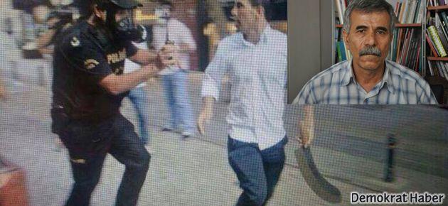 Eli palalının babası: Olayların sorumlusu AKP'dir