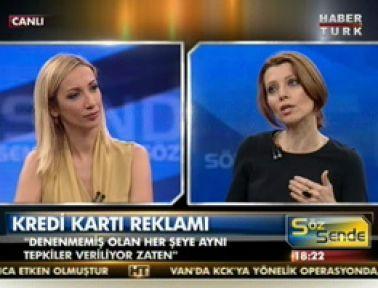 Elif Şafak niye kredi kartı reklamında oynadı?