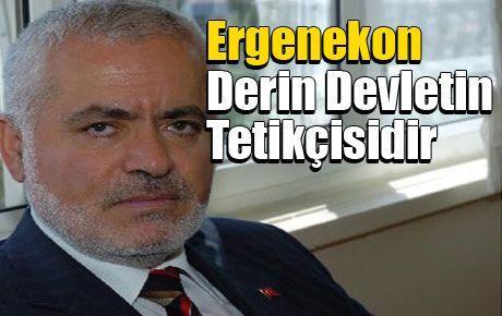 Elkatmış: Ergenekon derin devletin tetikçisidir