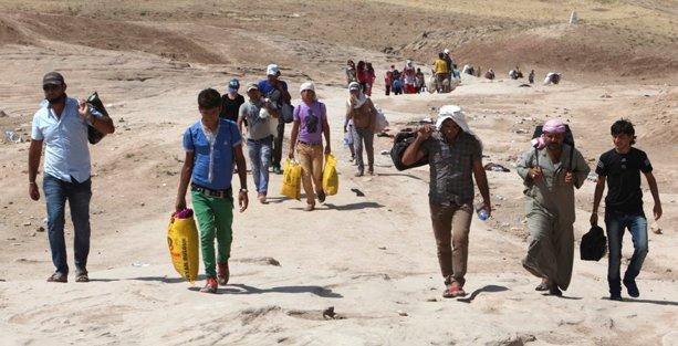 Antalya Emniyet Müdürü'nden Suriyeli göçmenlere: 15 gün içerisinde kenti terk edin
