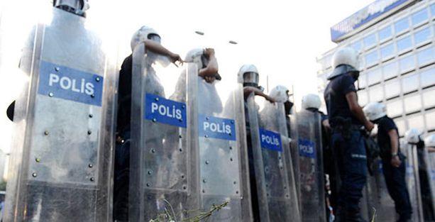 Emniyet'te Gezi için olağanüstü hâl!
