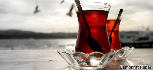 En çok çay içilen ülke Türkiye
