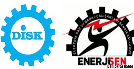 Enerji-Sen'in DİSK'e üyeliği onaylandı