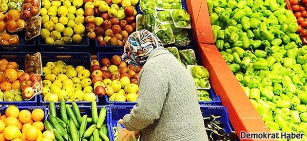 Enflasyon son 6 ayın zirvesinde