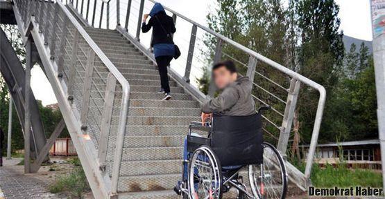 Engellilere bakışımız özürlü çıktı